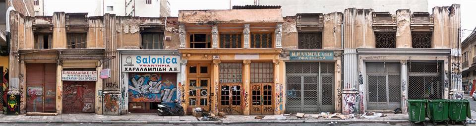 Στέργιος Καράβατος, Οδός Καθολικών, Θεσσαλονίκη 2013