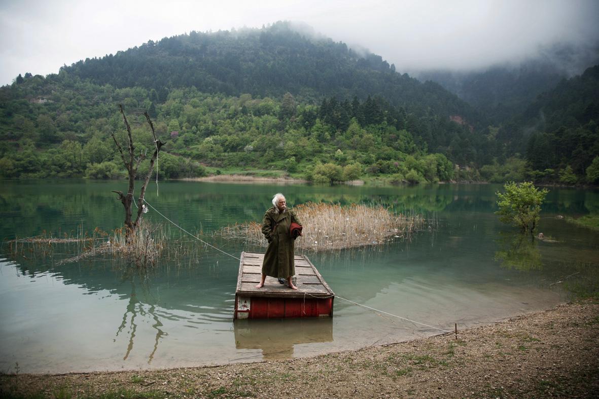 Γιώργος Δεπόλλας, Από τη σειρά «Ο Ξένος» (2005-σήμερα)